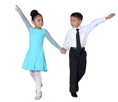 Picture of Child 9-11 Latin/Ballroom Dance (Tuesday 7pm)