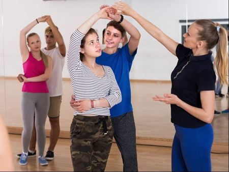 Picture for category Teen Group Dance Classes
